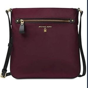 Michael Michael Kors Kelsey Nylon Crossbody Bag